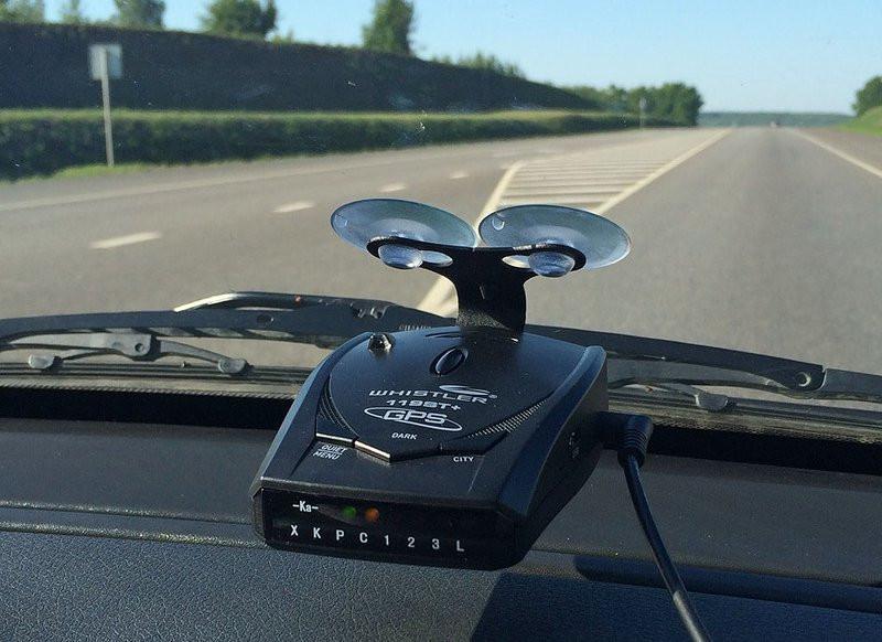 Водители крушат камеры фотофиксации нарушений ПДД