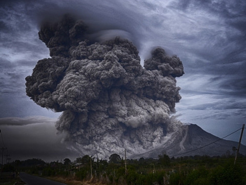 Майнить «крипту» на вулканах предложили власти страны