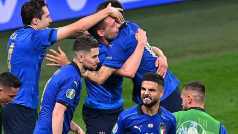 Италия стала чемпионом Европы по футболу