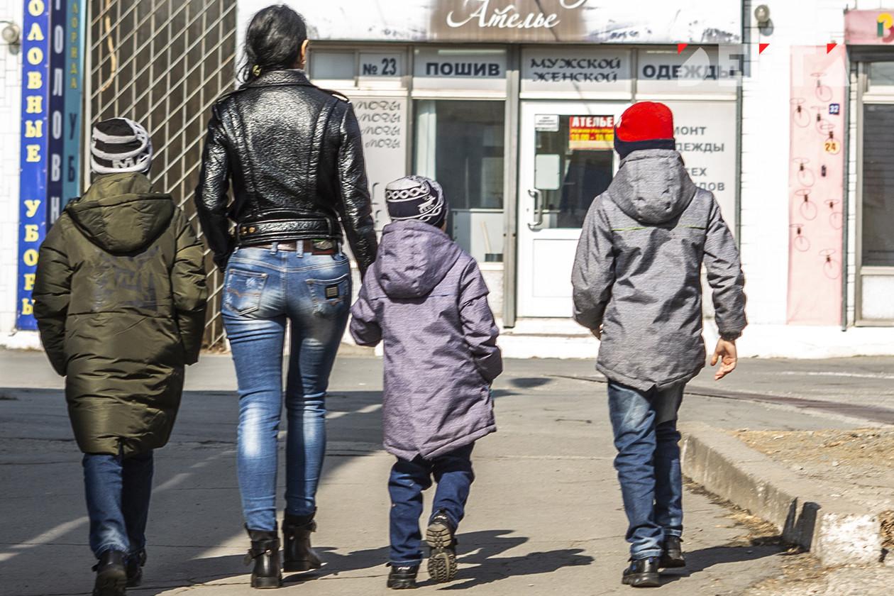 Россиянам с тремя детьми предложили продлить отпуск