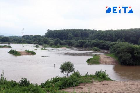 В регионе ДФО объявили ЧС из-за паводков