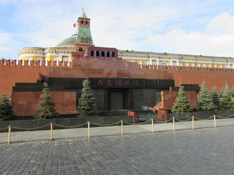 Ленин до сих пор мешает российским олигархам