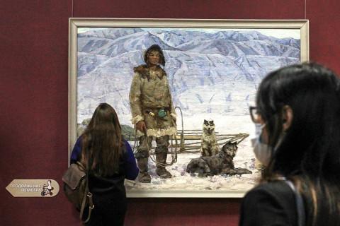 От Приморья до Чукотки: новая выставка в Картинной галерее