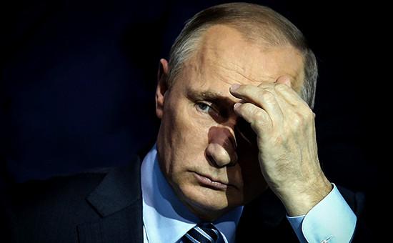 Путина шокировало российское телевидение