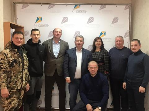 Виктора Тарабарина включили в состав Совета отцов при уполномоченном при президенте РФ