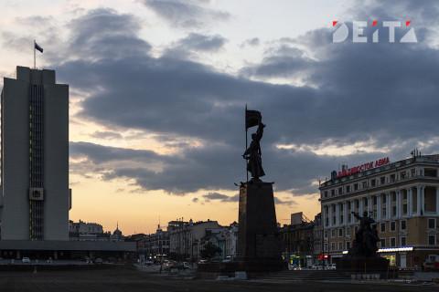 Центробанк отправил Приморье в «красную» зону
