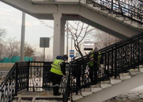 Предприятиям Владивостока пригрозили штрафами за плохую уборку снега