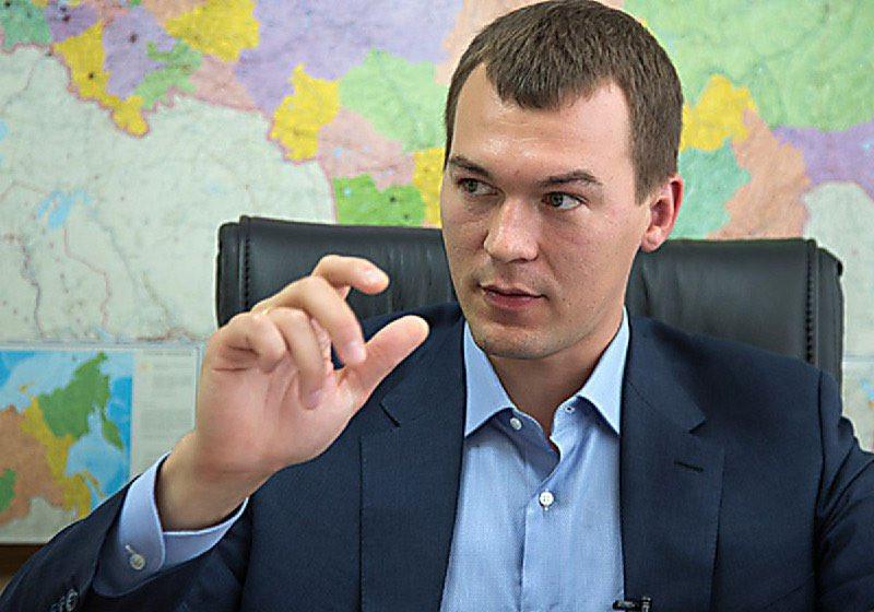 Дегтярев разрешил хабаровчанам собираться вместе