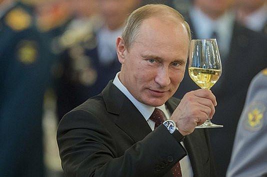 Путин поздравил Ирину Алферову с 70-летием