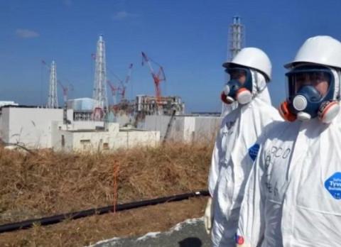 Япония сбросит радиоактивную воду с Фукусимы в океан