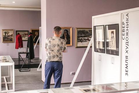 Он осваивал Дальний Восток: в музее истории чтут память художника Ивана Рыбачука