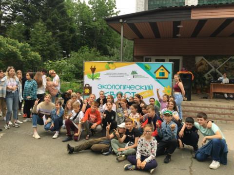 Уроки экологии проводят для приморских школьников