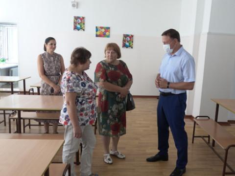Приморские школы готовятся к новому учебному году