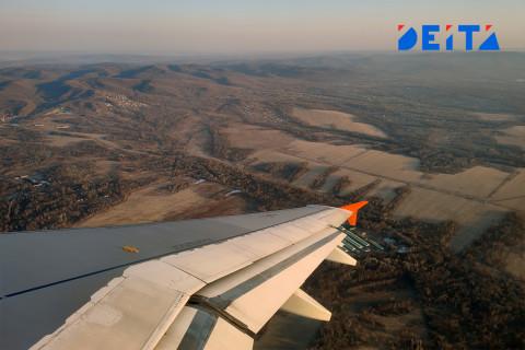 Самолёт дальневосточной авиакомпании потерпел крушение в Сибири
