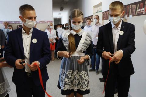 Открытие образовательного центра «Точка роста» состоялось в Лесозаводске