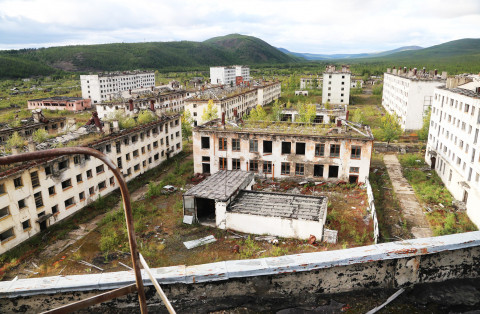 Новый Дальний Восток будут строить белорусы