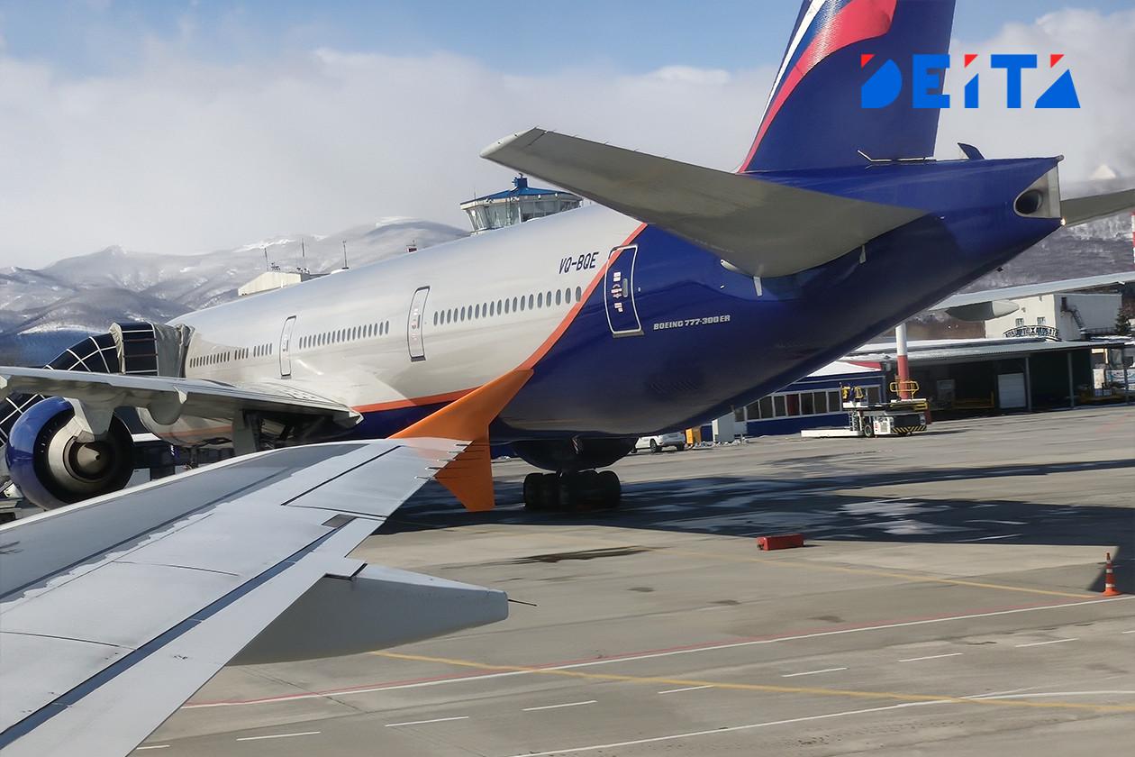 """""""Аэрофлот"""" возобновит продажу субсидированных билетов на Дальний Восток"""