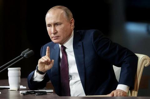 Путина хотят наделить новыми полномочиями