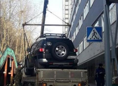 Новые штрафы готовят для автовладельцев Приморья