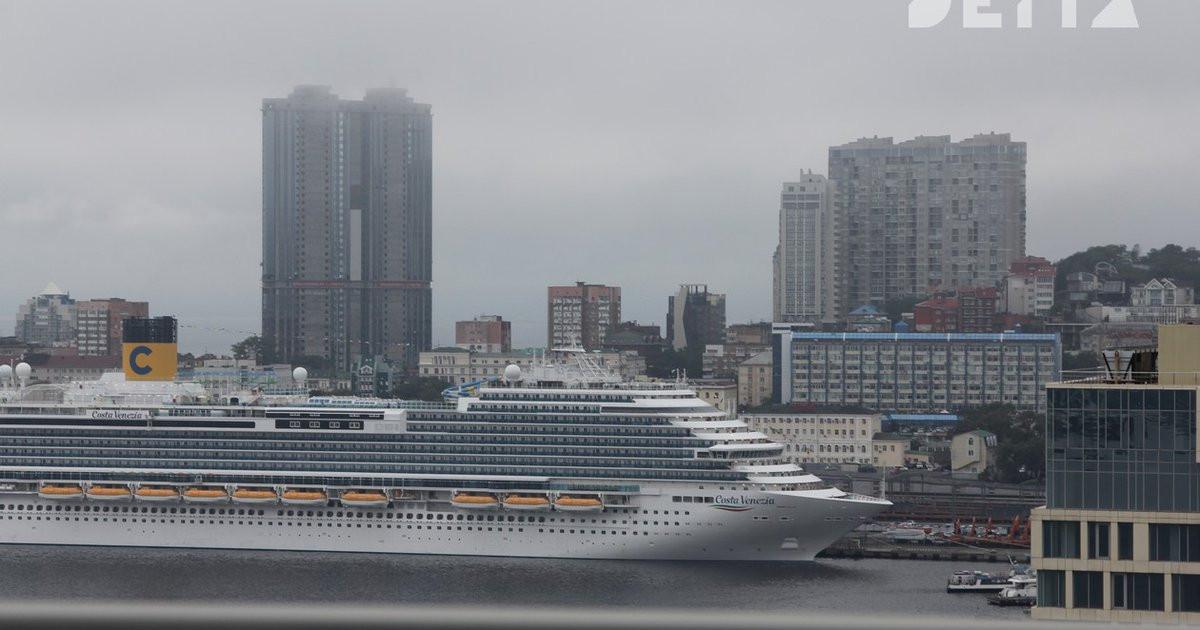 Канализацию строят во Владивостоке