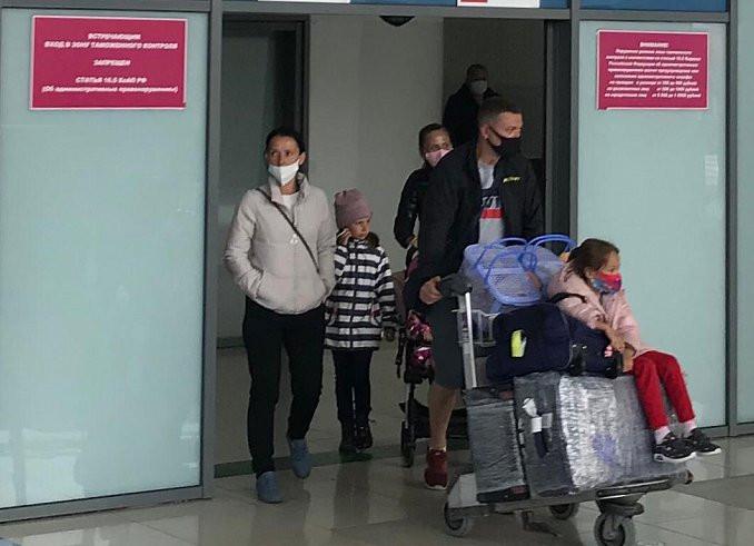 В России отменят двухнедельную изоляцию для прибывающих из-за границы