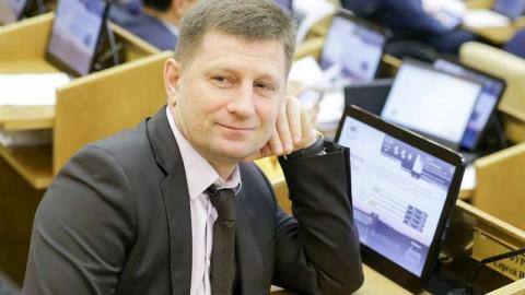ЛДПР назвала кандидатов в преемники Фургала