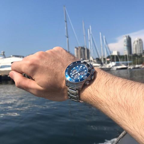 Как выбрать часы для летнего отдыха