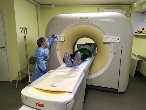 Современное медицинское оборудование перестроили для работы с больными коронавирусом во Владивостоке