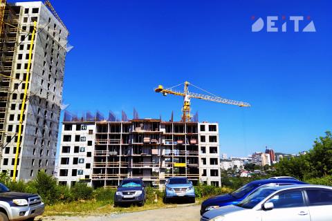 Титов прогнозирует падение темпов строительства в России