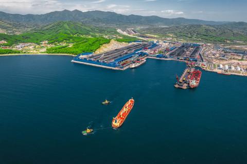Данные экомониторинга с начала 2021 г. подтвердили высокую эффективность АО «Восточный Порт» в области водопользования