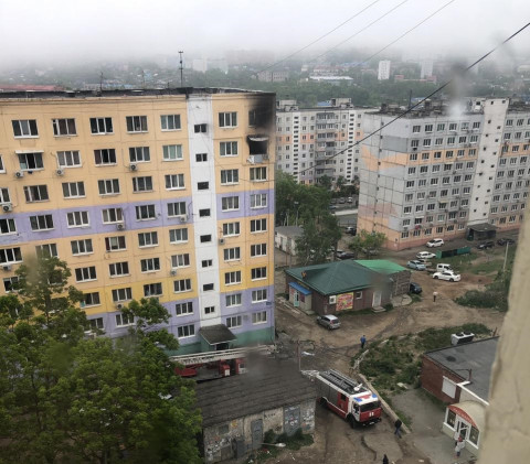 Стали известны причины взрыва дома в Приморье