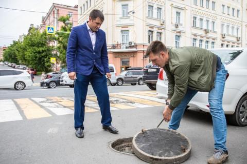 Изношенную теплосеть заменят во Владивостоке