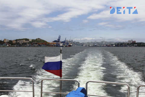 Капитан судна пропал в море около Камчатки