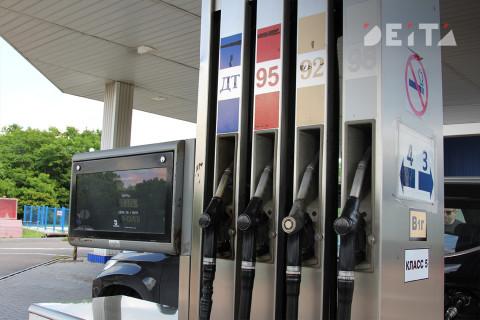 Цена на бензин обновила рекорд