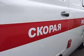 Пьяный водитель спалил скорую помощь в Приморье