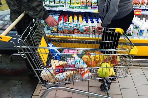 ЦБ зафиксировал замедление роста цен на продукты