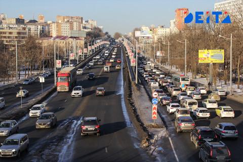 Новые ограничения вводят для водителей во Владивостоке