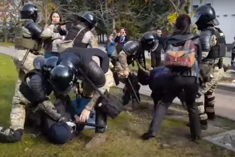 Дегтярев объяснил, почему митингующие «получили по рогам»
