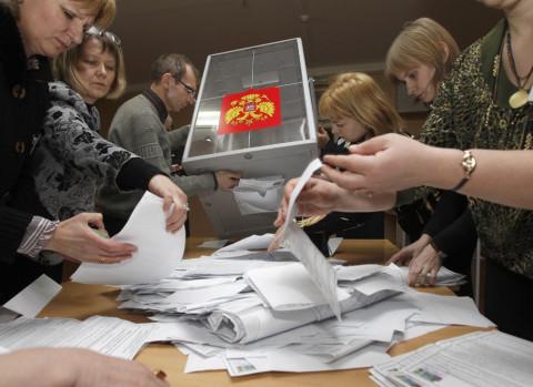Использовать детей на выборах предложили в России