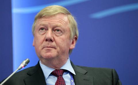 Чубайс: нефтяная лошадь России еще не сдохла