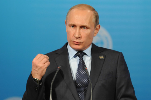 План обороны России утвердил Путин