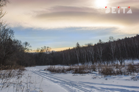 Мороз и ветер обещают синоптики приморцам