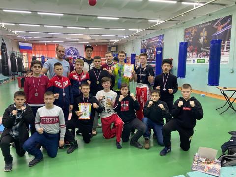 Фестиваль кикбоксинга прошел во Владивостоке