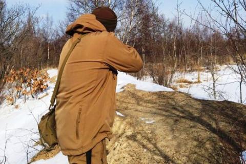 Приморцам запретили охотиться на кабанов в новогодние каникулы