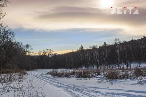 Сильный ветер и мороз не отпустят Приморье во вторник