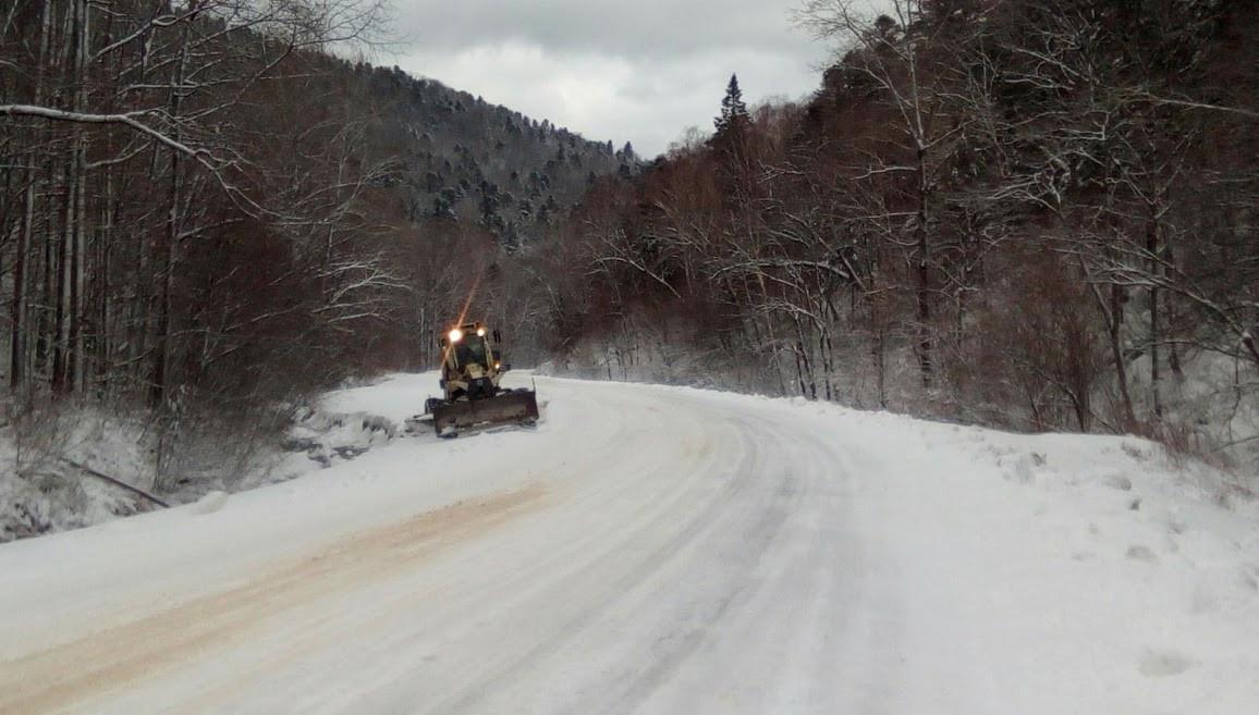 Чугуевский и Кавалеровский перевалы закрыты