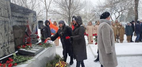 В годовщину вывода войск из Афганистана провели митинг в Приморье