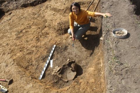Археологи ждут новых открытий на территории НЗМУ