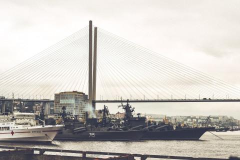 Китайский фарфор, кости и гвозди нашли под площадью Владивостока
