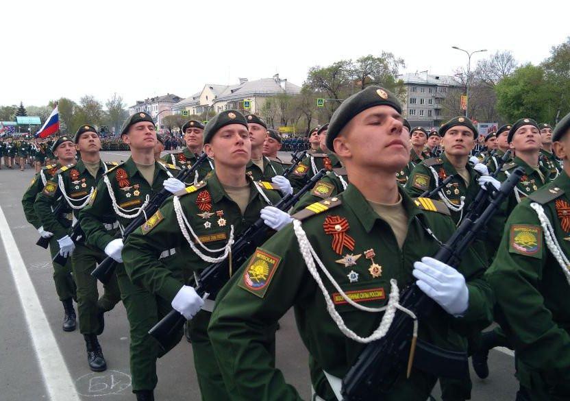 Парад Победы отменили в крупном российском городе